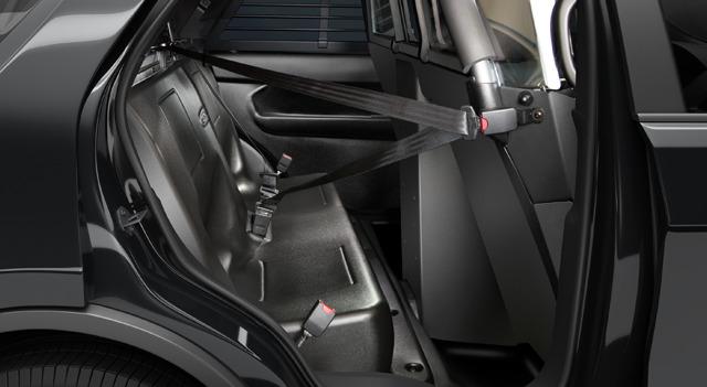 Setina Co  Inc  Prisoner Transport Seating Systems in