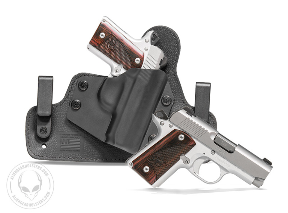 Alien Gear Holsters Releases Entire Line of Highly