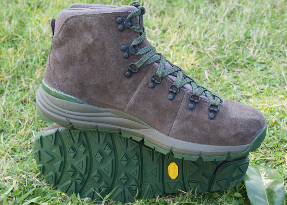 Equipment Review Danner Mountain 600 Boots