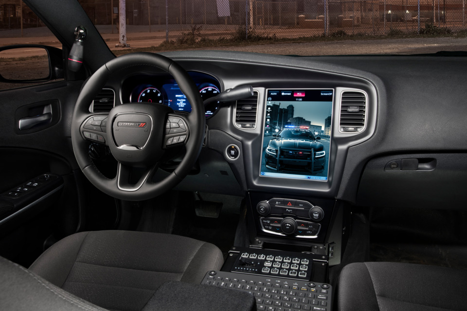 2017 Dodge Charger Interior Accessories
