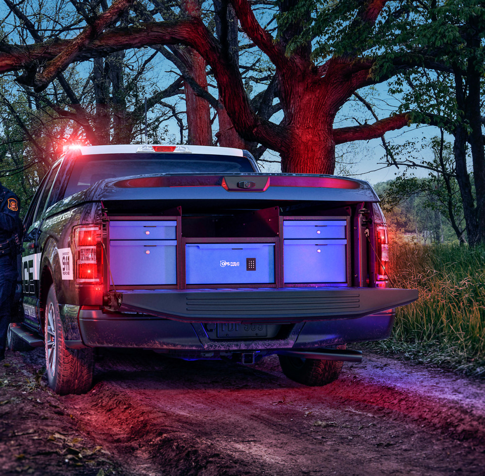 Ford Motor Co The F 150 Police Responder Pursuit Rated Law 2005 Power Seat Wiring Diagram Credit Eric Perry Company