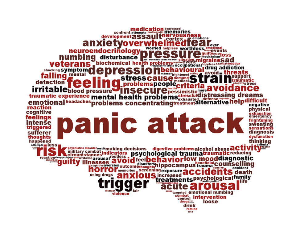 a panic attack Abc anchor dan harris' on air panic attack and his lesson for you good morning america's dan harris sits down with dianne sawyer to discuss not only his per.