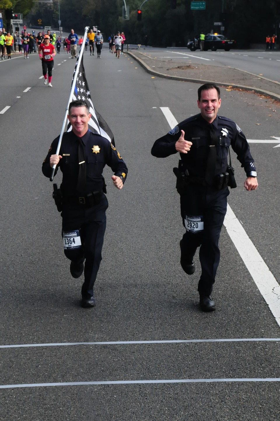 Law Enforcement Officers Find Benefits in Staying fit on ...
