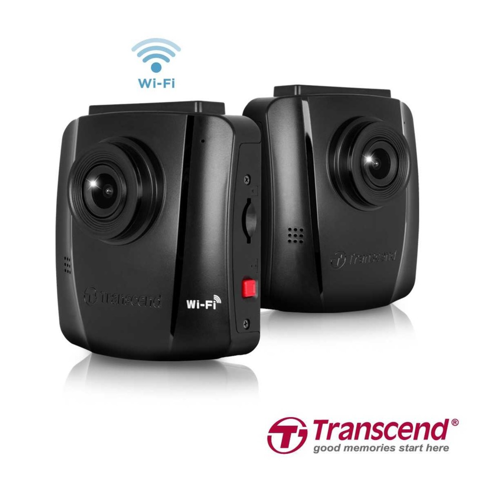 Transcend Releases DrivePro 130 and DrivePro 110 Dashcams to