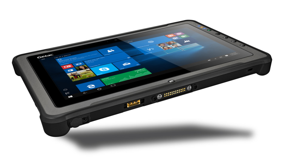 F110Fully Rugged Tablet4th Generation F110Float Left