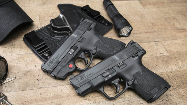 Smith Wesson Mp2Crimsontrace