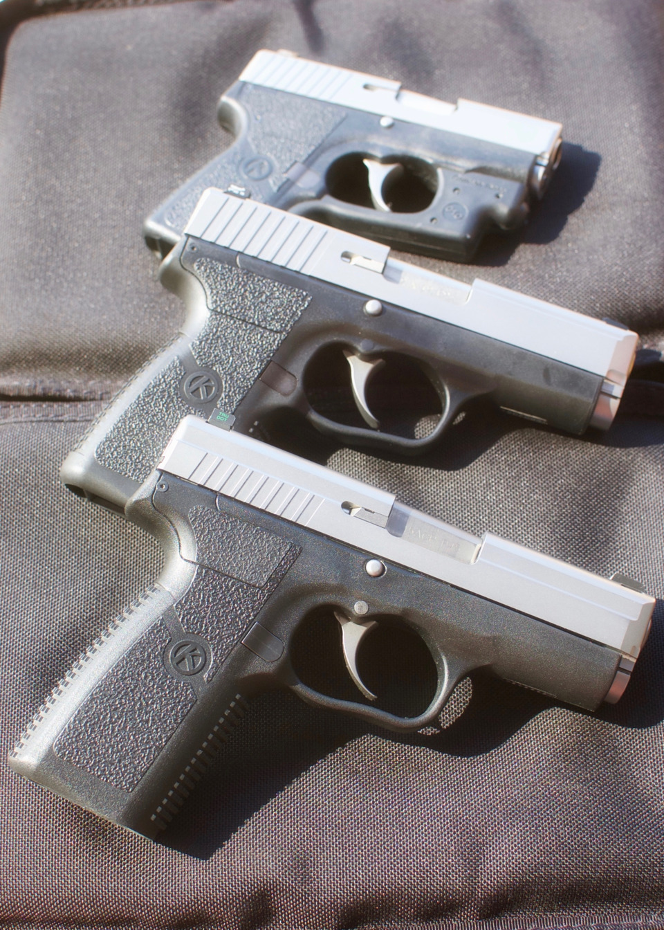 A Focused Look at the Kahr P9