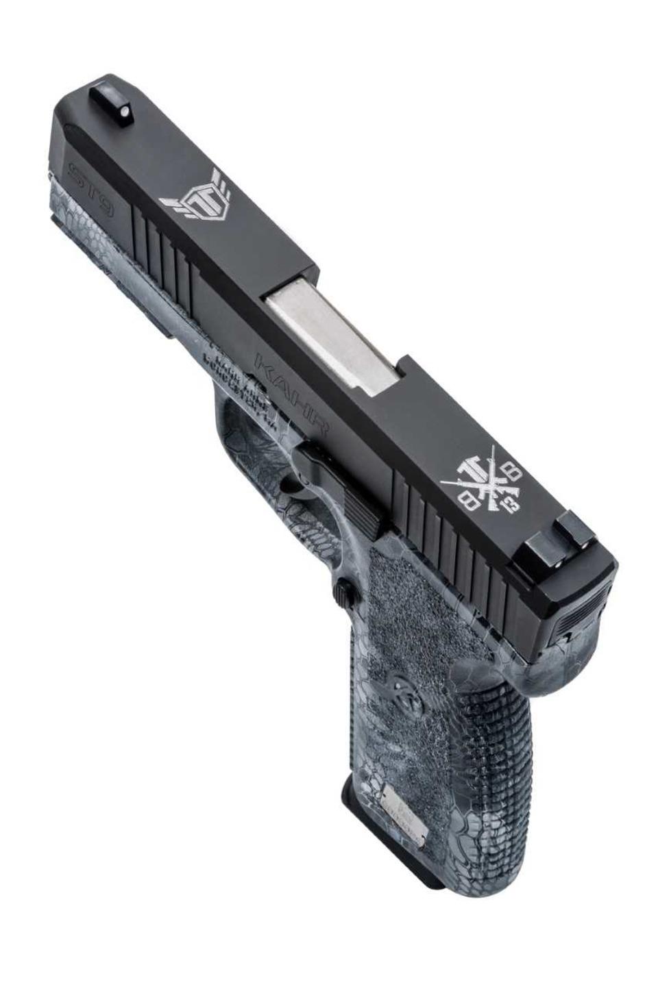 Kahr Arms Special Edition TIG Series Kahr ST9 Pistol