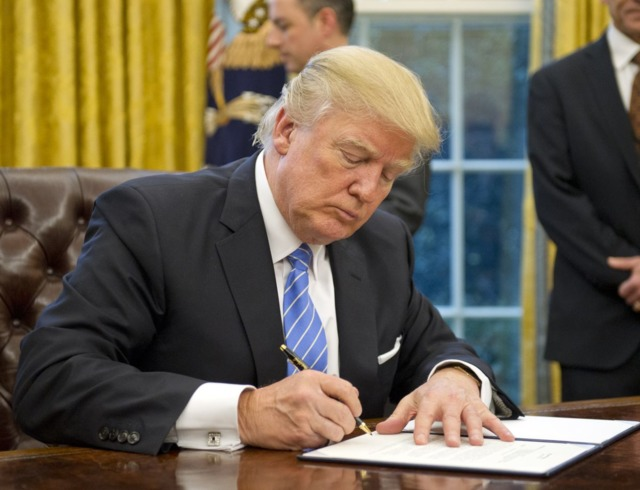 President Signs Law