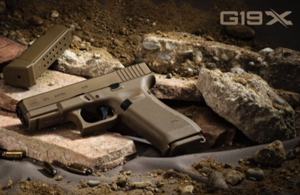 The Glock 19x Pros Cons