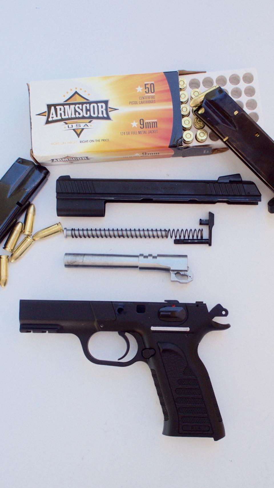 Firearm Review Armscor's MAPP-FS 9mm