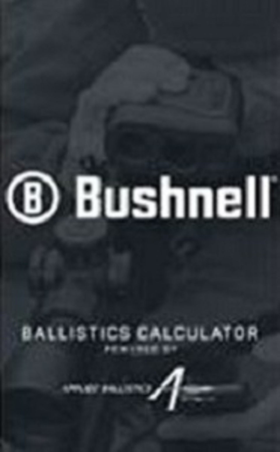 Bushnell Outdoor Products Calculate firing solutions for