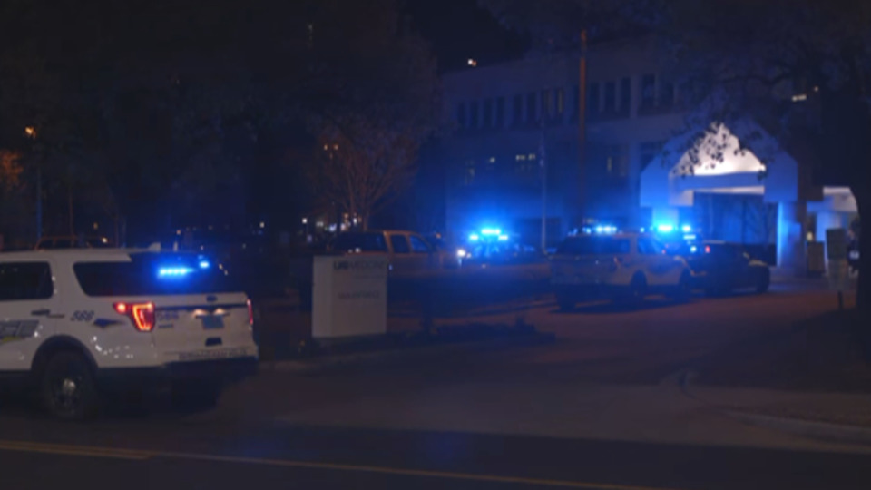 One Killed, Another Wounded in Alabama Hospital Shooting