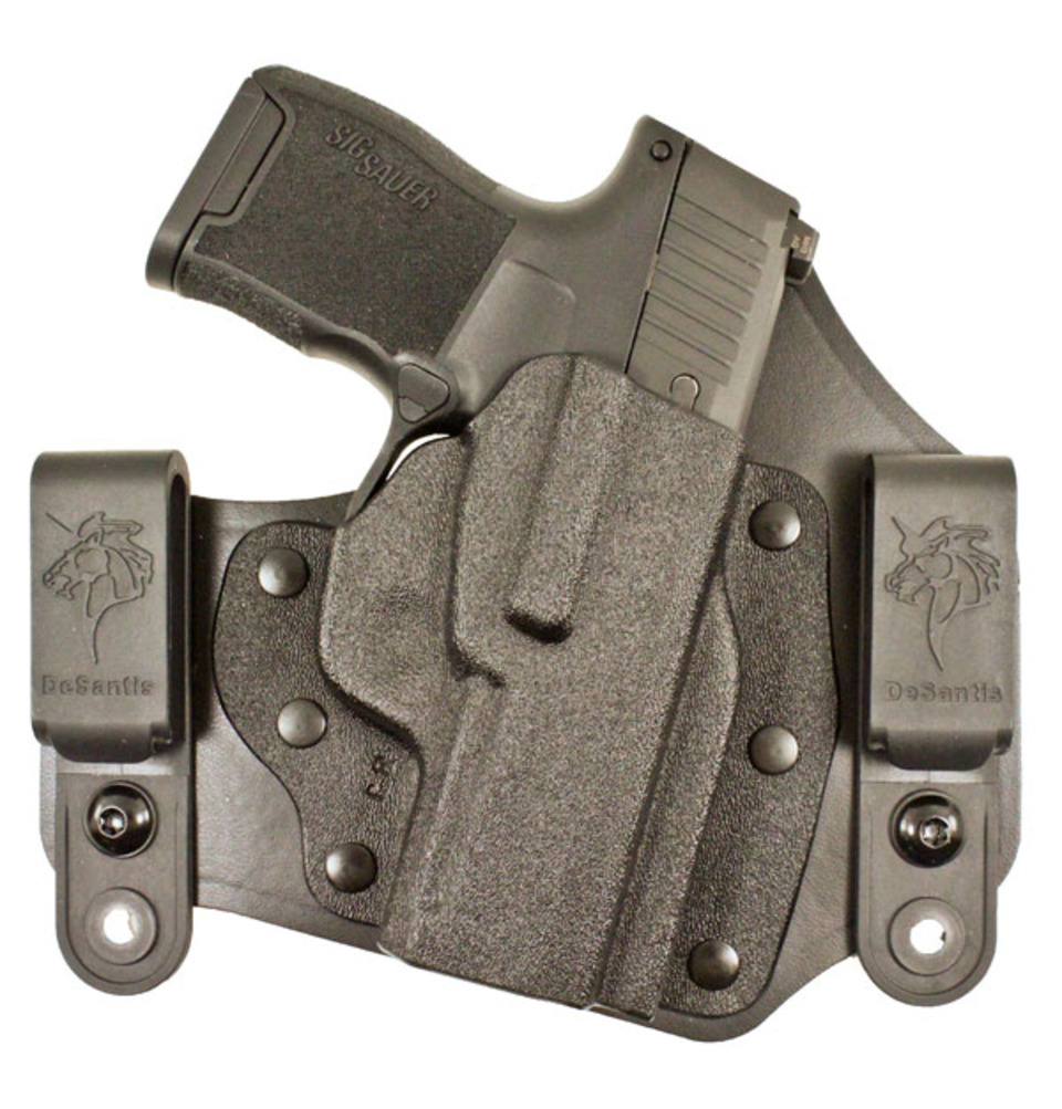 Holsters for the Sig Sauer P365 by Desantis Gunhide