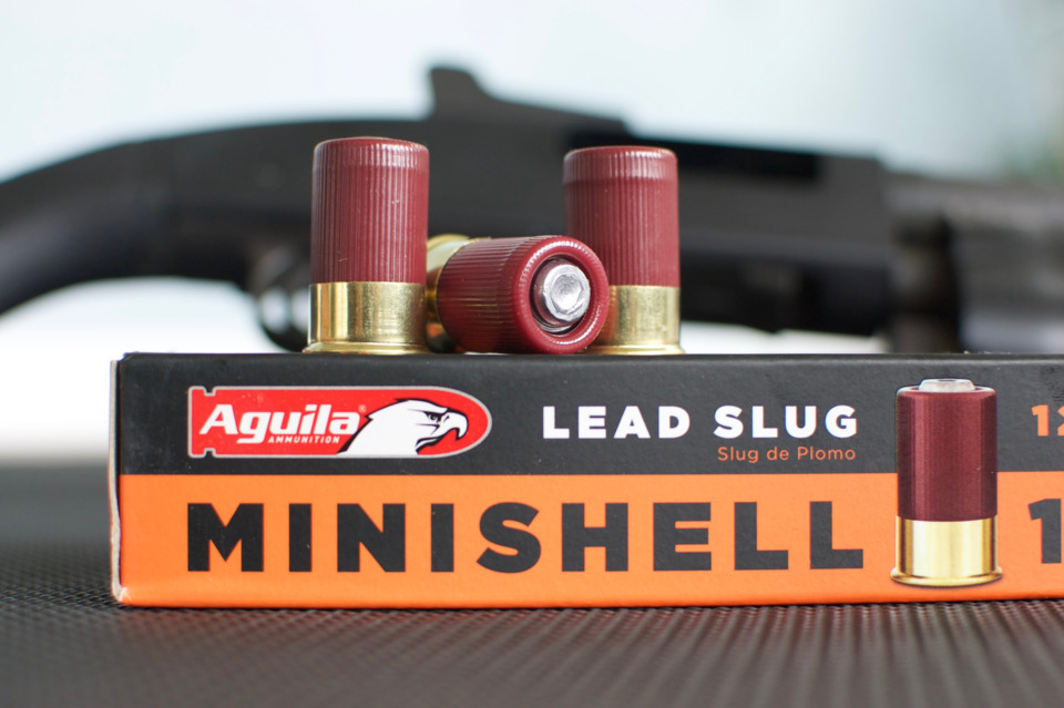 A Review Of Aguila Ammunition's Minishells