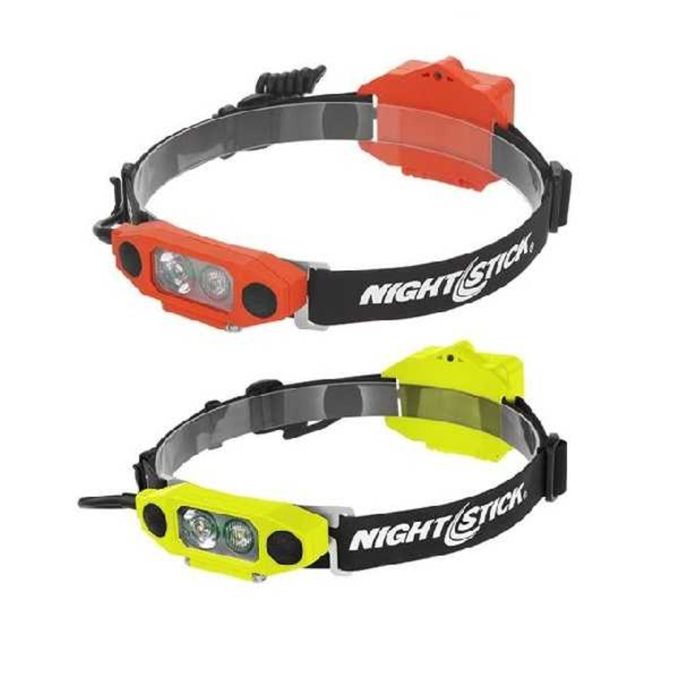 Nightstick Headlamp: Nightstick Introduces DICATATM XPP-5462 Series
