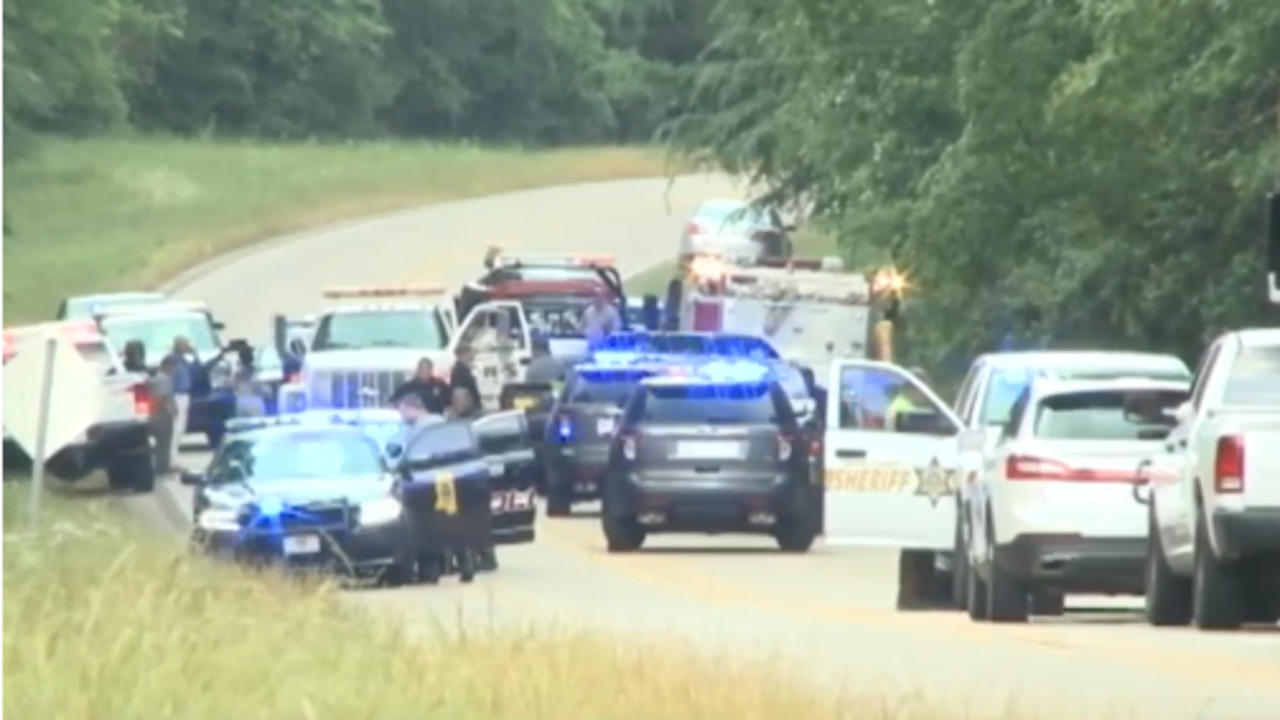 Raleigh, Mississippi Police Officer E P  Morris Killed in Fiery Wreck