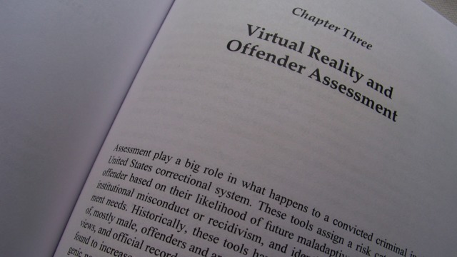 Book Review of Virtual Reality and the Criminal Justice