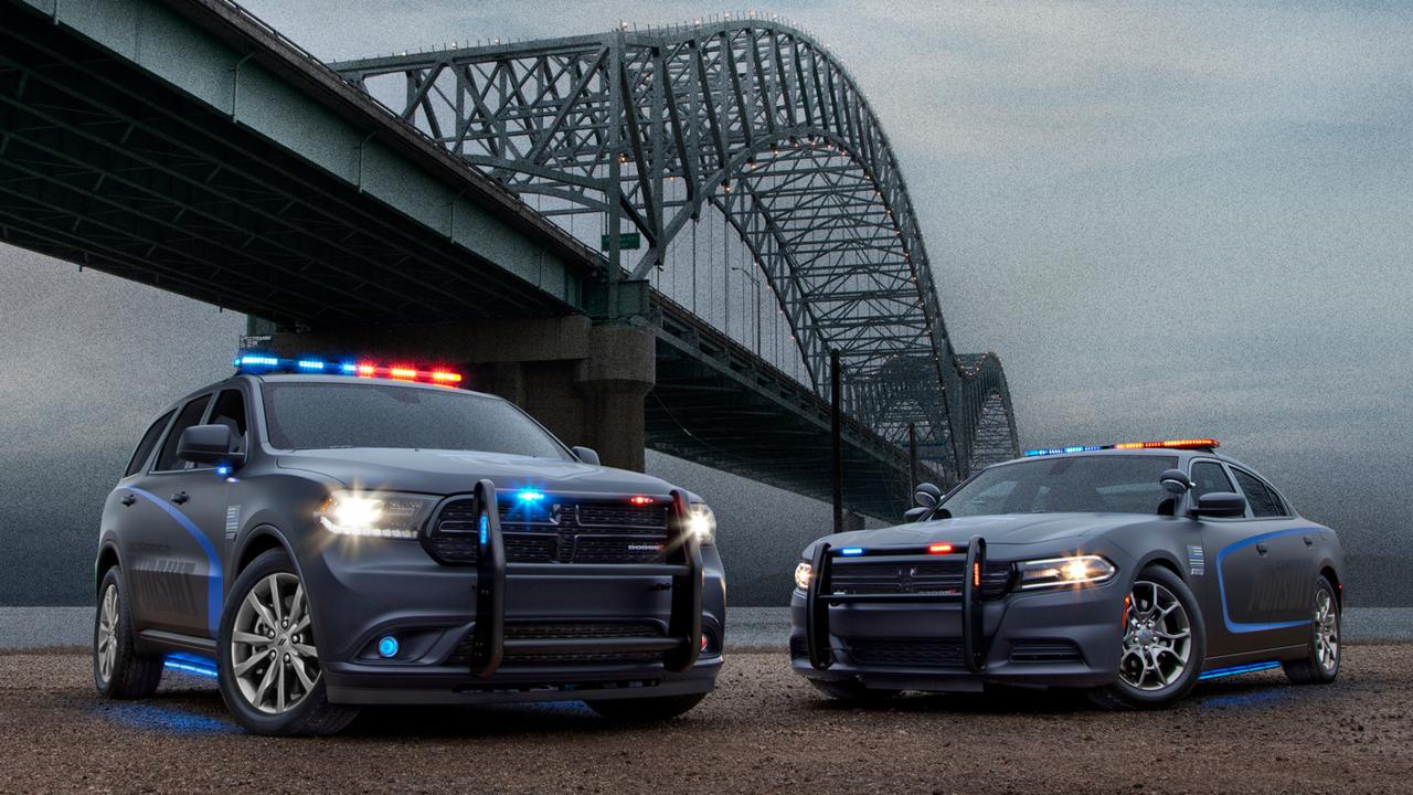 Dodge Charger Police Car >> The 2019 Dodge Charger Pursuit Sedan And Durango Pursuit Suv
