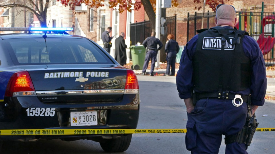 Baltimore Police Assign 115 Extra Officers to Patrol the Streets in ...
