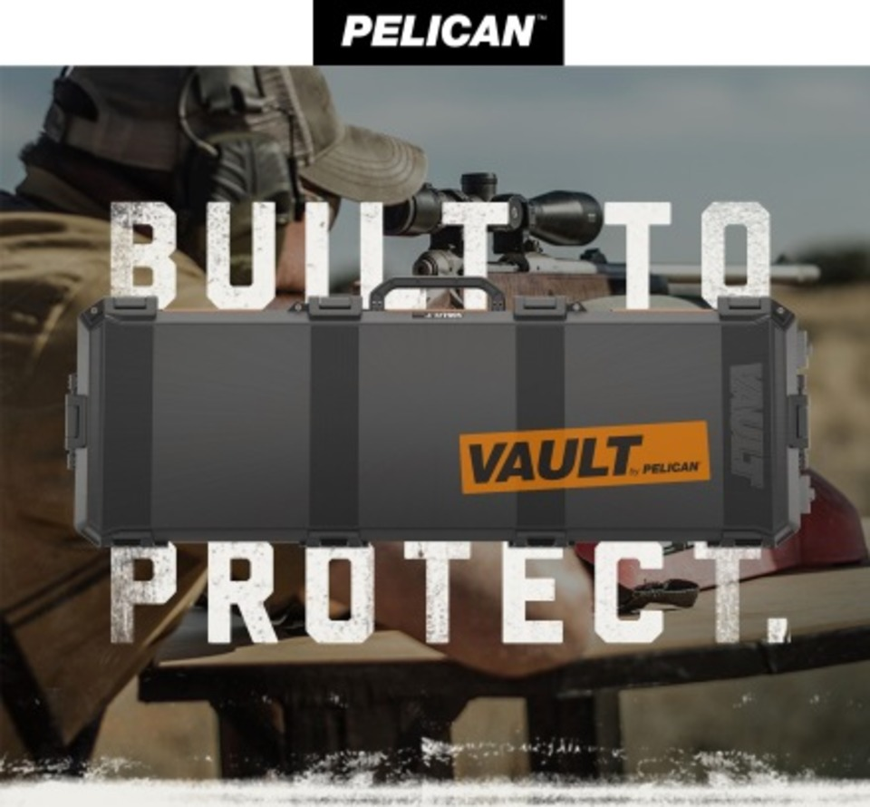 Pelican products introduces vault by pelican publicscrutiny Gallery