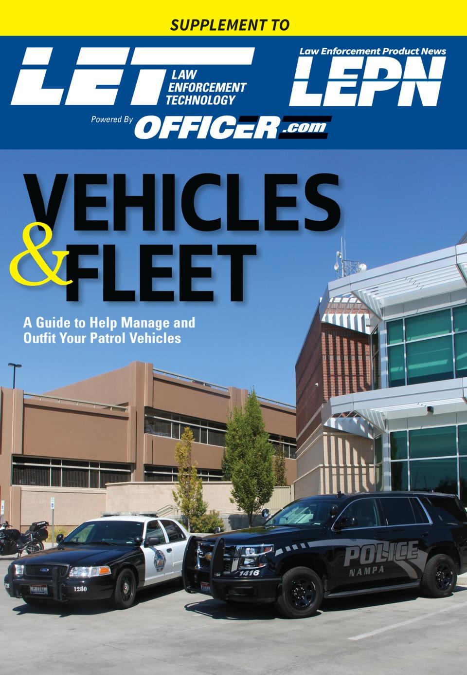 Law Enforcement Patrol Vehicle and Fleet Supplement
