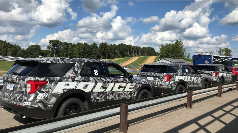 Michigan State Police Test Results Are In The 2020 Ford Police