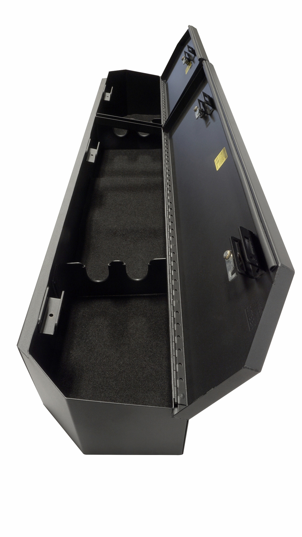 Tuffy Security Products Inc Under Rear Seat Lockbox For