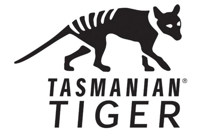 Výsledek obrázku pro tasmanian tiger logo
