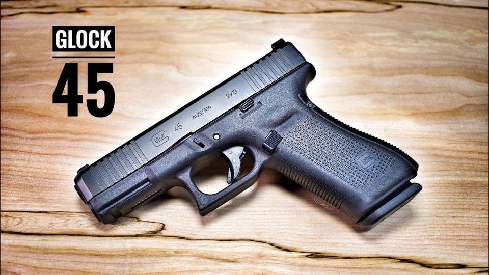 Review: Glock Model 45 9mm