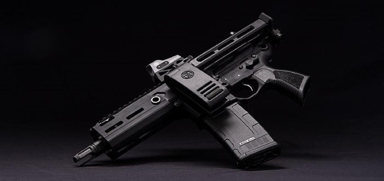SIG SAUER Inc  Pivoting Contour Brace PCB Accessory in Firearm Parts