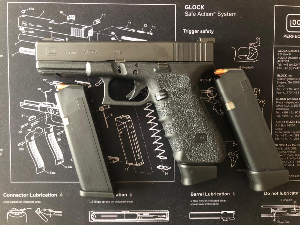 Glock's Handgun Evolution