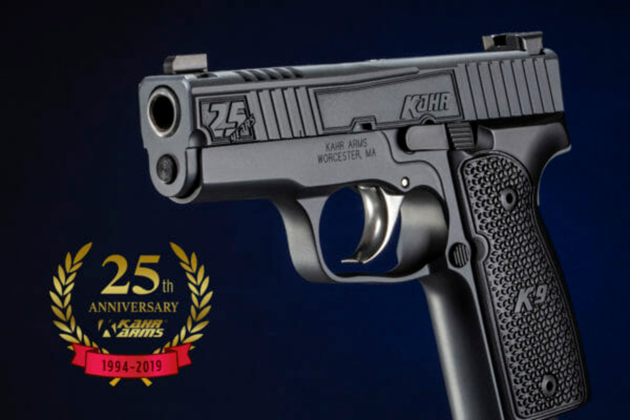 Kahr Arms Celebrates 25th Anniversary