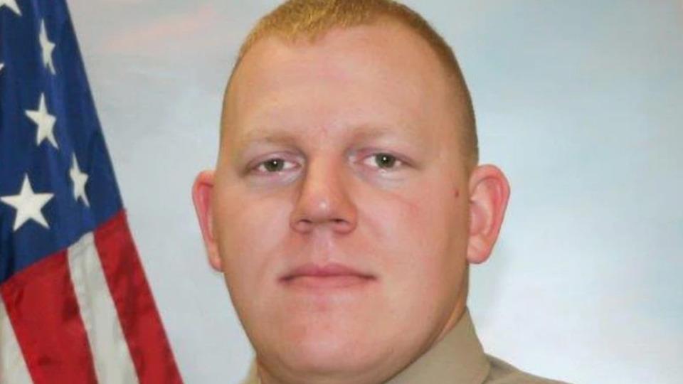 Cowlitz County, Washington Sheriff's Deputy Justin DeRosier