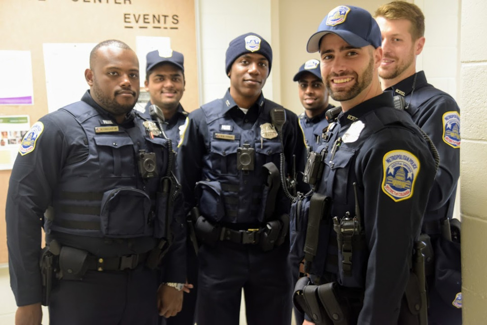 2019's NAUMD Best Dressed in Law Enforcement | Best Dressed Public Safety Award Competition