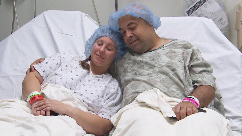 Retired Police Officer Gives Old Partner Her Kidney