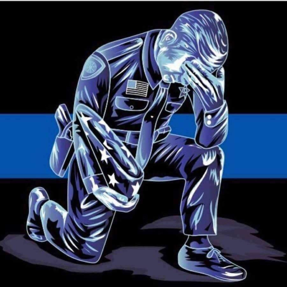 Thin Blue Line Prayers