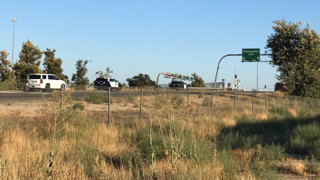 Wild Shootout Near Freeway Leaves California Highway Patrol