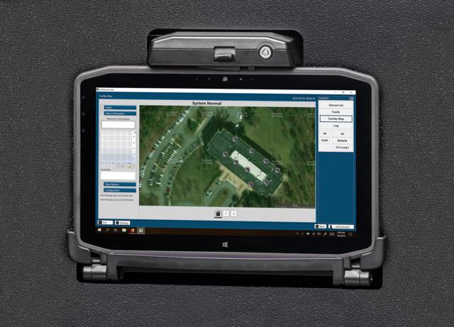 Johnson Controls Detect360 Active Shooter Response (ASR