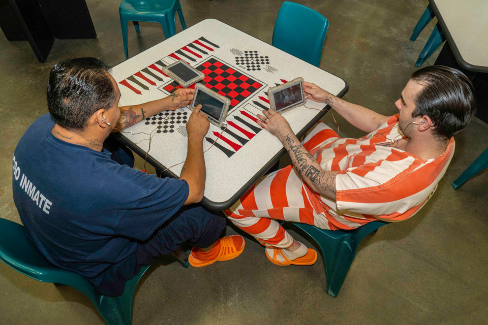 PCSO LAUNCHES SECUREVIEW® TABLETS FOR INMATES IN AN EFFORT