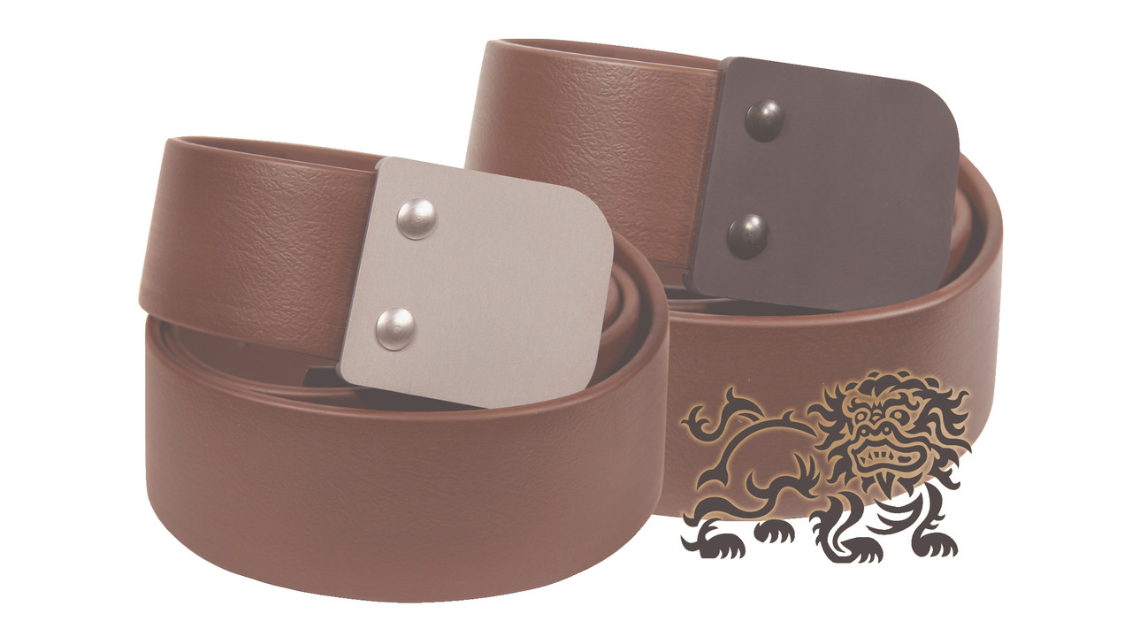 chocolate brown belt officer