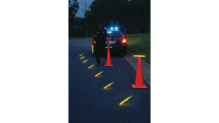 10-inch Safety Light Sticks
