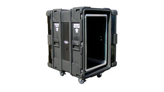 24 Industrial Roto Shock Rack Case