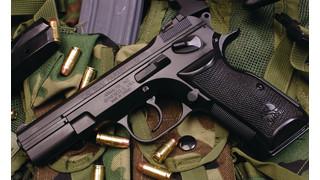 AR-24 9mm service pistol