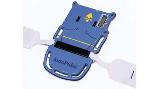 AutoPulse Non-invasive cardiac support pump