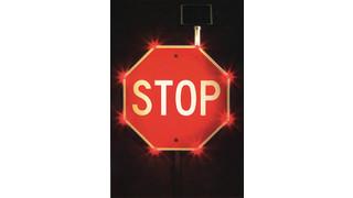 BlinkerStop Signs