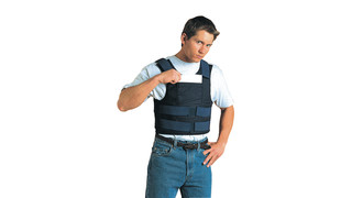 Covert Personal Body Armor