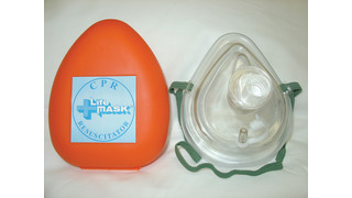 CPR Life Mask Resuscitator