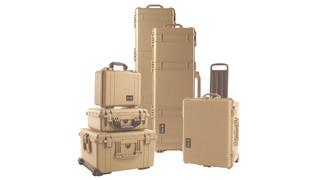 Desert Tan Protector Cases