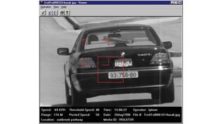 Digital Traffic Monitoring System